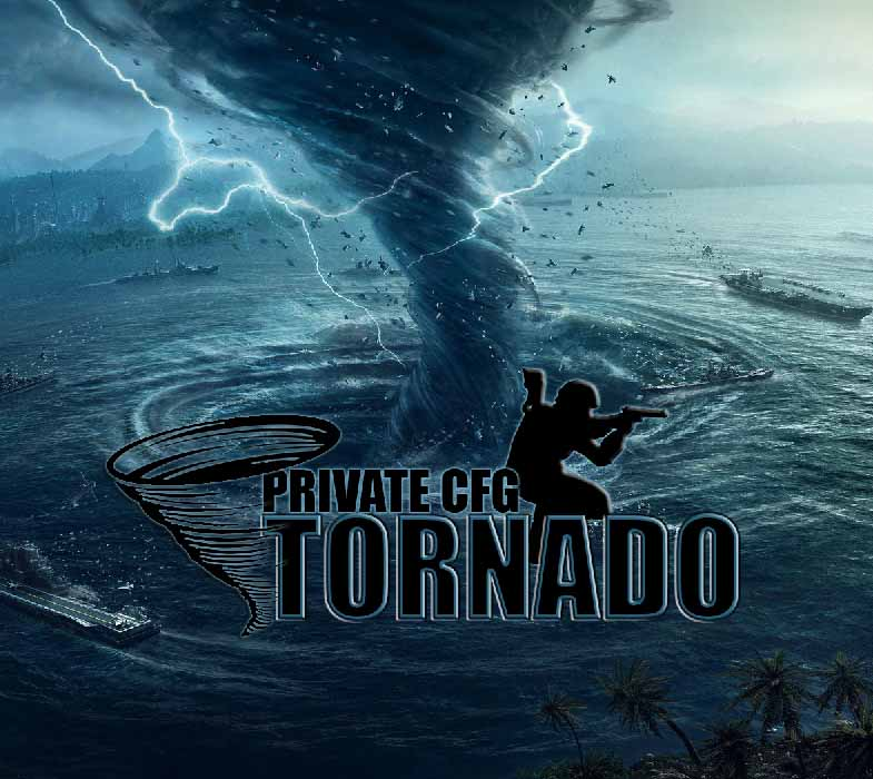 Tornado private cfg